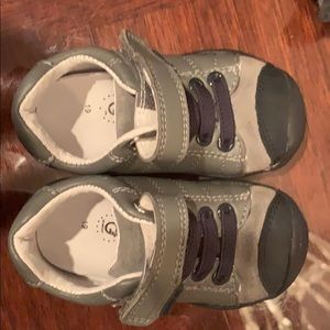 Baby size 4 pediped shoes